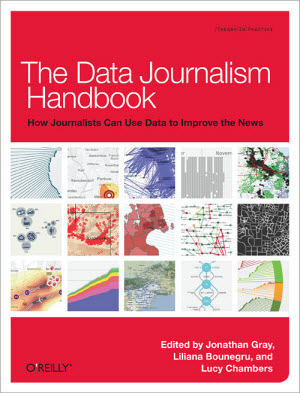 Cover image of The Data Journalism Handbook