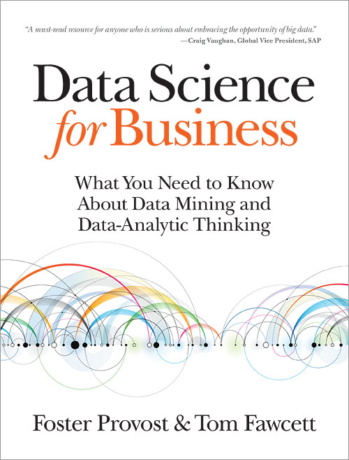 Cover image of Data Science for Business