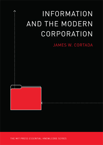 Cover image of Information and the Modern Corporation