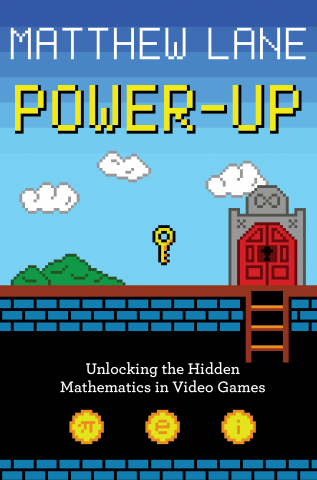 Cover graphic for Power-Up