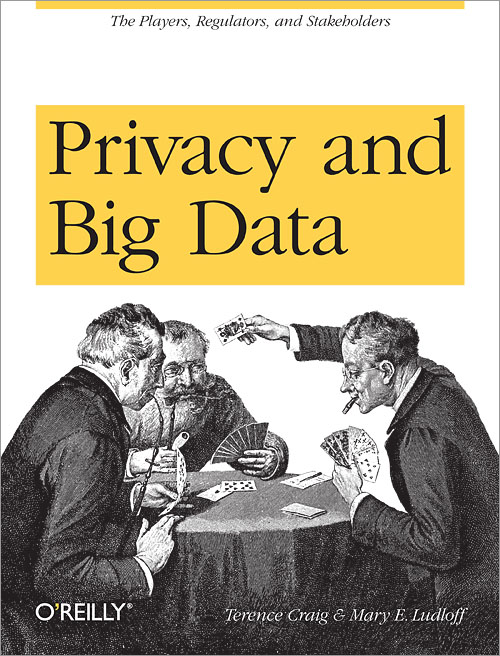 Cover of Privacy and Big Data