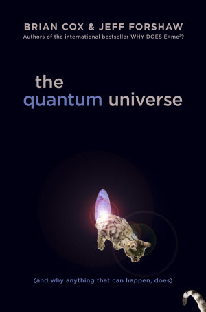 Cover image of The Quantum Universe
